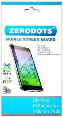 Zerodots Screen Guard for Micromax A77 Canvas Juice