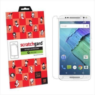Scratchgard Screen Guard for Motorola Moto X Style(Pack of 1)