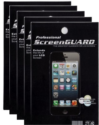 Professional Screen Guard for Sony Xperia E 4G(Pack of 5)