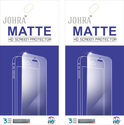 Johra Front and Back Screen Guard for Sony Xperia M4 Aqua(Pack of 2)