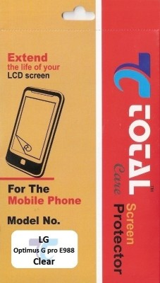 Total Care Screen Guard for LG Optimus G Pro E988(Pack of 1)