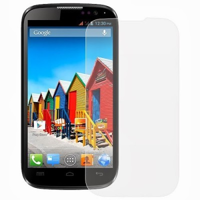 3G Gold Screen Guard for Micromax Canvas Music A 88