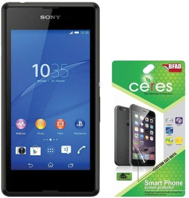Professional Screen Guard for Sony Xperia E4G(Pack of 3)