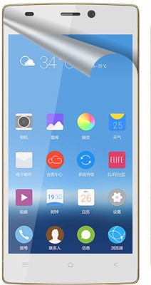 Snooky Screen Guard for Gionee Elife S5.5(Pack of 3)