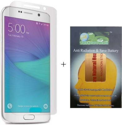 Knotyy Tempered Glass Guard for Samsung Galaxy M20(Pack of 1)
