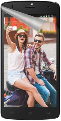 Snooky Screen Guard for Lava Iris Selfie 50(Pack of 3)