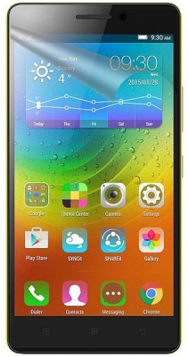 Snooky Screen Guard for Lenovo A7000(Pack of 3)