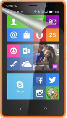 Snooky Screen Guard for Nokia X2(Pack of 2)