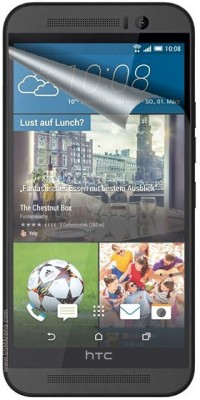 Snooky Screen Guard for HTC One M9 Plus(Pack of 3)
