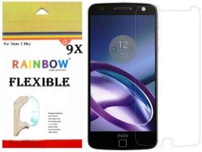 Rainbow Screen Guard for Motorola Moto Z Play(Pack of 1)