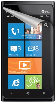 Snooky Screen Guard for Nokia Lumia 900(Pack of 3)