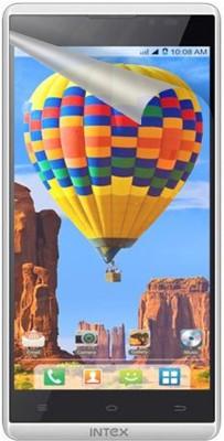 Snooky Screen Guard for Intex Aqua i5 HD(Pack of 3)