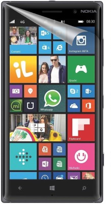 Snooky Screen Guard for Nokia Lumia 830(Pack of 4)