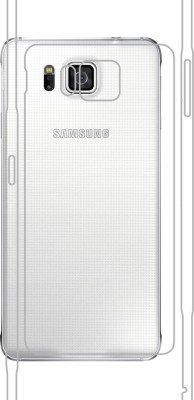 Robobull Screen Guard for Samsung Galaxy Alpha(Pack of 1)