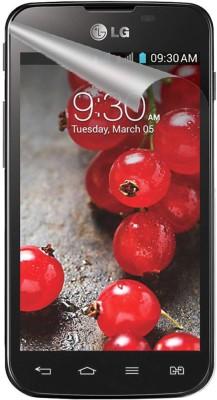Snooky Screen Guard for LG Optimus L4 II Dual E445(Pack of 2)