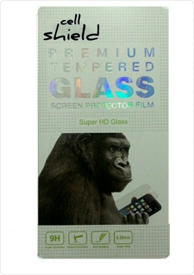 CELLSHIELD Tempered Glass Guard for MICROMAX CANVAS TURBO A250