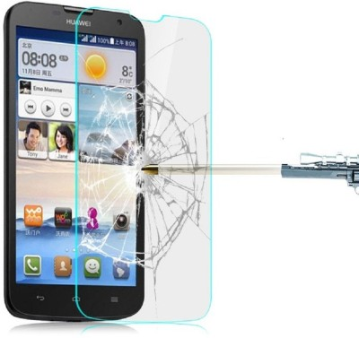 Heartly Tempered Glass Guard for Huawei Ascend G730(Pack of 1)