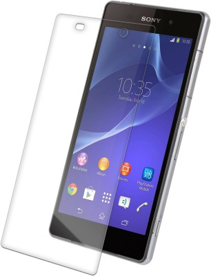 Loopee Tempered Glass Guard for Sony xperia z2