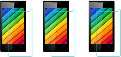 ACM Tempered Glass Guard for Karbonn A1 Plus(Pack of 3)