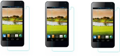 ACM Tempered Glass Guard for Micromax Superfone Pixel A90s(Pack of 3)