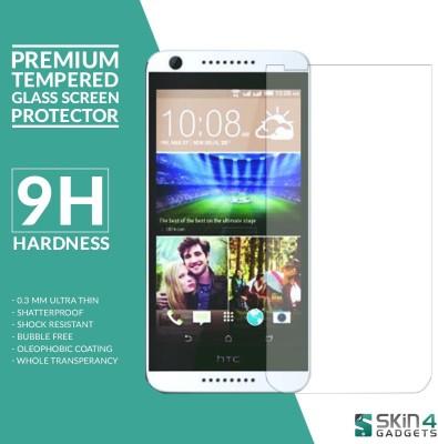BLACK GORILLA Tempered Glass Guard for HTC DESIRE 526