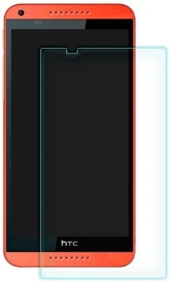 SmartLike Tempered Glass Guard for Htc Desire 500(Pack of 1)