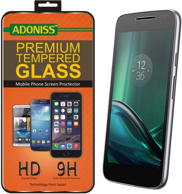 Adoniss Tempered Glass Guard for Motorola Moto G4 Play