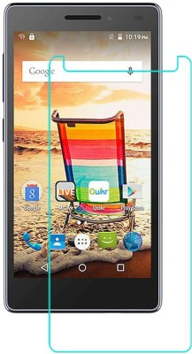 ACM Tempered Glass Guard for Micromax Bolt A40(Pack of 3)