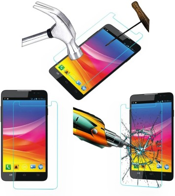 ACM Tempered Glass Guard for Micromax Canvas Nitro A310(Pack of 1)