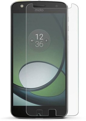 EASYBIZZ Tempered Glass Guard for Motorola Moto Z Play Pack of 1 EASYBIZZ Screen Guards