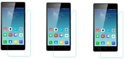 ACM Tempered Glass Guard for Lenovo Vibe Shot(Pack of 3)