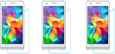 ACM Tempered Glass Guard for Karbonn Titanium S3(Pack of 3)