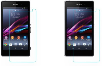 ACM Tempered Glass Guard for (Pack of 2), Sony Xperia Z1 L39h(Pack of 2)