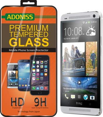 Adoniss Tempered Glass Guard for HTC One Dual