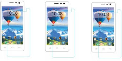 ACM Tempered Glass Guard for Intex Aqua Style X(Pack of 3)