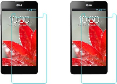 ACM Tempered Glass Guard for LG Optimus G E975(Pack of 2)