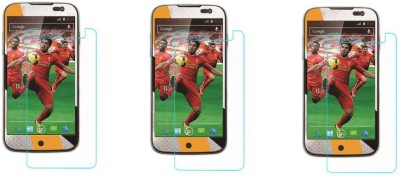 TRUSTA Impossible Screen Guard for XOLO Q2500(Pack of 1)