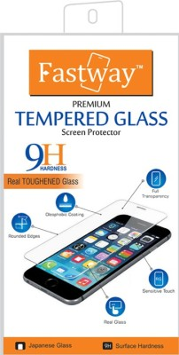 Fastway Tempered Glass Guard for Htc One M8