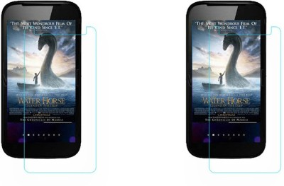 ACM Tempered Glass Guard for (Pack of 2), Micromax Superfone Canvas A100(Pack of 2)