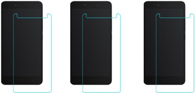 ACM Tempered Glass Guard for Mi Redmi Note 2(Pack of 3)