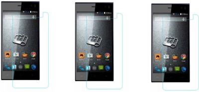 ACM Tempered Glass Guard for Micromax Canvas Xpress A99(Pack of 3)