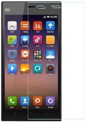 Highderabad Tech Tempered Glass Guard for Mi Redmi 3(Pack of 1)