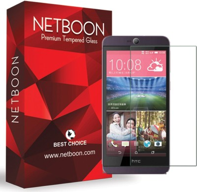 Netboon Tempered Glass Guard for HTC Desire 826(Pack of 4)