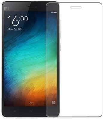 MOBIVIILE Tempered Glass Guard for Mi Redmi Note 2(Pack of 1)