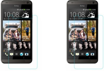 ACM Tempered Glass Guard for Htc Desire 700, (Pack of 2)(Pack of 2)