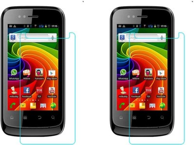 ACM Tempered Glass Guard for Micromax A45(Pack of 2)
