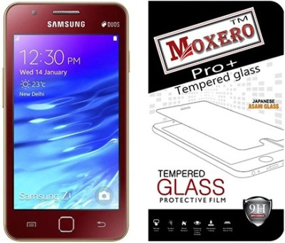 Moxero Tempered Glass Guard for Samsung Galaxy Z1