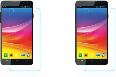Glasgow Tempered Glass Guard for Micromax Canvas Nitro A310(Pack of 1)