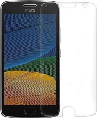EASYBIZZ Tempered Glass Guard for Motorola Moto G5s Plus(Pack of 1)