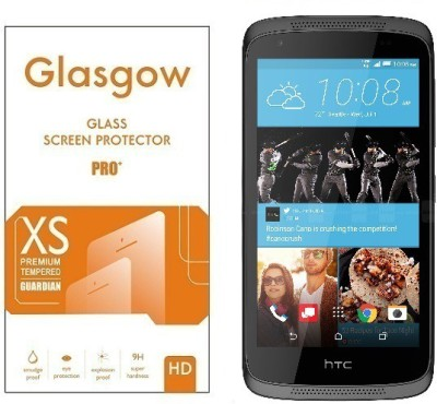 Glasgow Tempered Glass Guard for HTC Desire 526G Plus